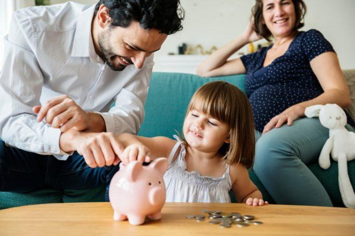 Přídavky na děti