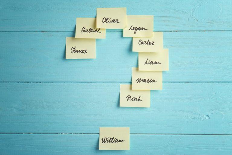 Klučičí jména: Poradíme vám, jaká jsou nejoblíbenější, ale i méně obvyklá