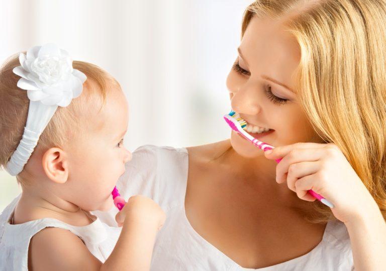 Kvíz: Víte, jak pečovat o dětský chrup?