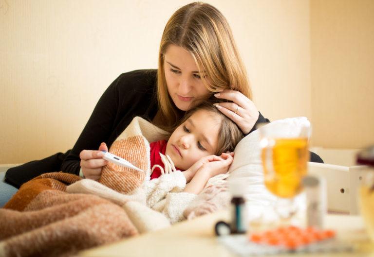 Podpořte imunitu svých dětí