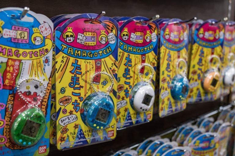 Kvíz: Pamatujete si oblíbené hračky 90. let?