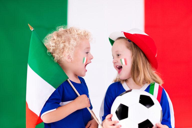 Líbí se vám italská jména? Vyberte takové, které se hodí k vašemu příjmení