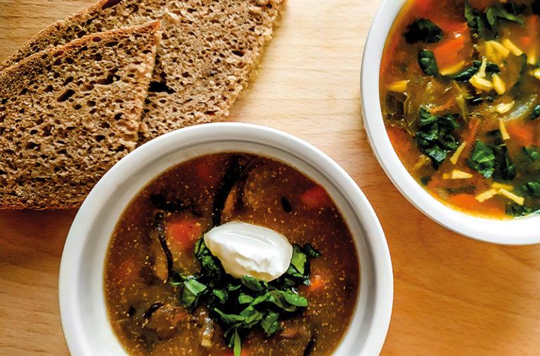 Recepty: Kvásek a polévky