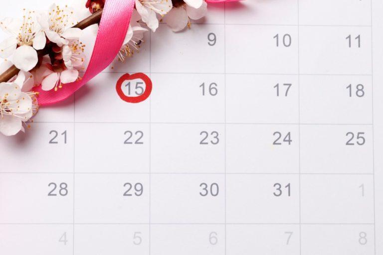Výpočet plodných dnů: víte, kdy máte nejvyšší šanci počít dítě?