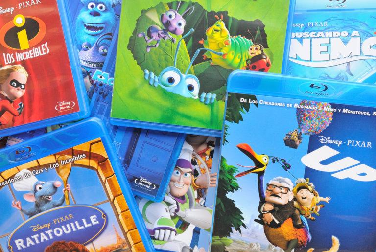 Kvíz: Znáte postavy z animovaných filmů?