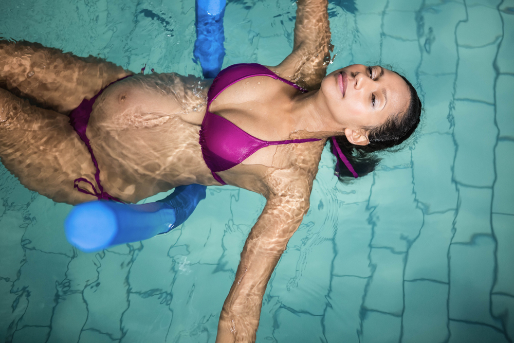 plavání v těhotenství_1